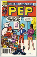PEP COMICS #401 1985 DECARLO ART COPPER AGE HIGH-GRADE UNREAD NM/MINT!