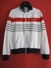 Veste Adidas Blanche Ventex 80'S Vintage Oldschool Jacket 80'S - 168 / S