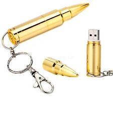 64GB Metal Bullet USB 2.0 Flash Pen drive Memory Stick Thumb Storage U Disk.EPYG