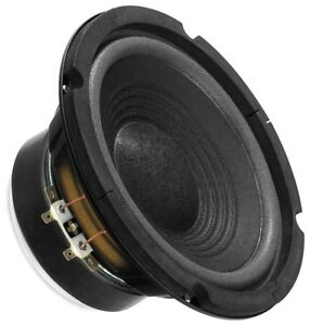 SP-167E Bassmitteltöner, 70WMAX Einbauöffnung Ø 149mm