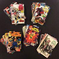 X-MEN UNLIMITED #1-50 Comic Book COMPLETE Marvel Wolverine Colossus Nightcrawler