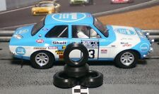 1/32 URETHANE SLOT CAR TIRE 2pr PGT-21073SE Rally fit Scalextric Ford Escort
