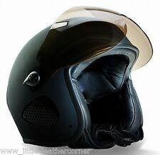 BORES SRM 2 SLIGHT-JETHELM LEDER Harley Fan Kult Chopper Police Jet Helm,Gensler