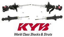4-Pieces KYB Excel-G Shocks/Struts (2-Front & 2-Rear) Honda Civic