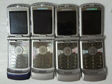 Lot of 4 Motorola Razr V3 - phones for Parts or repair -20