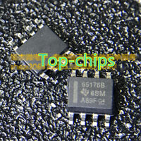 10pcs 65176B SN65176BDR sop8 Differential Bus Transceivers