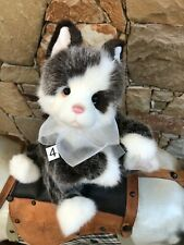 Rodders 4 Charlie Bears Plush Kitten Pussy Cat Collectable Teddy Bear