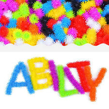 100Pcs Ball ToyPuff Squeezed Assembling Thorn Handmade Clusters Kid Puzzles Toy