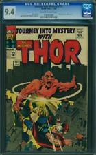 JOURNEY INTO MYSTERY #121 CGC 9.4 NM 1965 ABSORBING MAN VS THOR COVER GEM