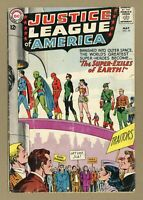 Justice League of America (1st Series) #19 1963 GD 2.0