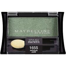 Maybelline Expertwear Eye Shadow - Stylish Smokes - Antique Jade 165S