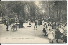 CPA -76- LE HAVRE - Le Jardin Saint-Roch