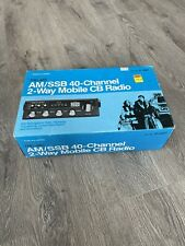 New Vintage Radio Shack 2 Way CB Radio 40 Channel TRC-465 AM/SSB 21-1567 NOS