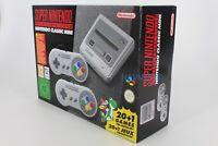 SNES Classic Mini Edition PAL UK EU European Brand New Super Nintendo US Seller