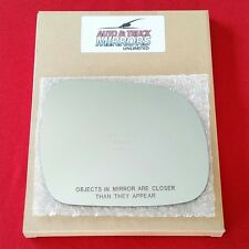 NEW Mirror Glass + ADHESIVE 04-09 TOYOTA SIENNA Passenger Side *FAST SHIP*
