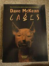 Cages Dave Mckean Tpb Omnibus 1St Print Dark Horse Comics Very Rare Oop Sandman