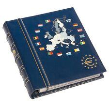 VISTA album numismatique avec 6 feuilles pour séries d'euros Volume1  Réf 330256