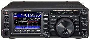 Yaesu Ft-991A HF / 50/144 / 430MHz band All Band Portable Transceiver U300 A961