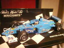 Benetton Diecast Rally Cars
