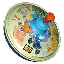 LOT 33163   Simm Bob der Baumeister Metallkreisel Brummkreisel Kreisel 13cm NEU