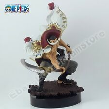 One Piece Scultrures The TAG Team White Beard Edward Newgate 20cm PVC Figure NB
