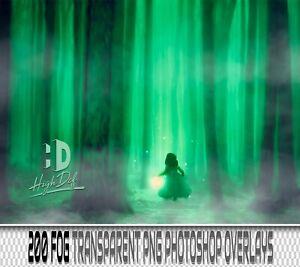 200 FOG MYST TRANSPARENT PNG DIGITAL PHOTOSHOP OVERLAYS BACKDROPS BACKGROUNDS