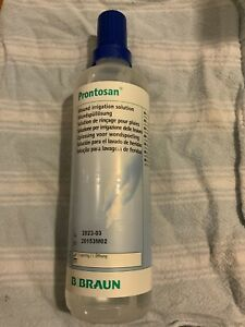 Med. Prontosan Wound Irrigation Solution 350ml