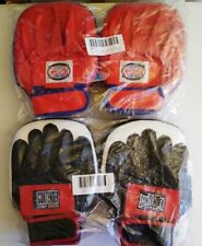 NEW! CSI or Contender Focus Mitts Punching Pads MMA UFC - Pair - Choose Color