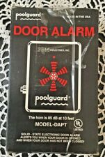 poolguard pool alarm DAPT-2 UL LISTED
