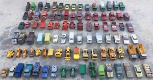 Matchbox Lesney Moko Damaged Broken Vintage Model Cars Collection - You Select !