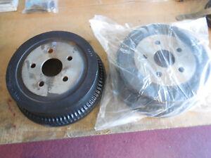 Brake Drums - Pair Front Ford Mercury 10 x 2.25  Part #8831