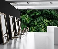 3D Tropical Leaves 17212Na Wallpaper Wall Murals Removable Wallpaper Fay