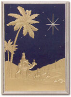 """/""""Noel/"""" Discounted Christmas Boxed Greeting Cards 8353"""