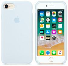 Himmelblau Apple Echt Original Silikon hülle für iPhone 8 / 7 / SE 2 (4.7)