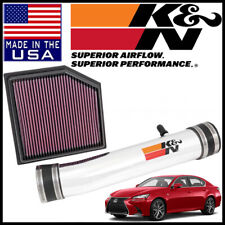 K/&N Cold Air Intake New For Lexus GS350 2013-2014 69-8704TP