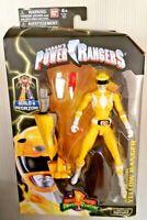 Power Rangers Yellow Ranger Legacy Collection Build A Megazoid. Bandai. Mint