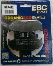 Suzuki AN250 / AN400 / AN650 Burgman EBC Organic REAR Disc Brake Pads (SFA412)