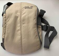 One Size Beige Jack Wolfskin Piccadilly Sports Duffel Bag
