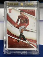 PANINI IMMACULATE Mason Greenwood BASE RC 36/99 MANCHESTER UNITED Rookie Card SP
