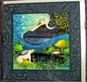 goddess solstice equinox yule christmas hare pagan badger wife daughter mum moon