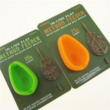 Lavender Tackle Drennan NEW Flat Feeder /& Mould *All Sizes Available*
