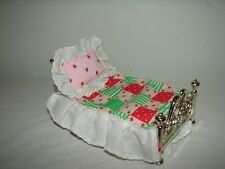 Vintage Strawberry Shortcake Berry Happy Home Furniture Complete Bed