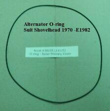 Alternator / Chain Housing O ring Harley Shovelhead 1970 - E1982