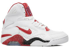 2012 NIKE NEW AIR FORCE 180 MID WHITE/RED Gr.45 US11 barkley 537330-101 elite qs