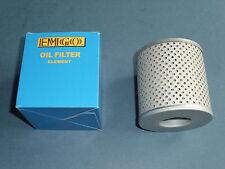 KAWASAKI Z 900 z1 z1a z1b FILTRO OLIO Emgo NUOVO/NEW OIL FILTER OILFILTER