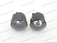 1Pair Clear driving bumper fog light lamps w/bulbs for Nissan X-Trail 2007-2013