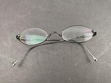 Polo Ralph Lauren Classic 275 45/22 Italy Designer Eyeglass Frames Glass Vintage