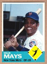 Willie Mays '72 New York Mets Monarch Corona Diamond Collection #3