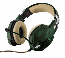 Trust GXT 322C Gaming Headset grün camouflage IT IMPORT TRUST