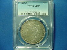 1893-O Morgan Dollar PCGS AU53